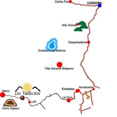 Maraton de Montaña Embalse- Lutti