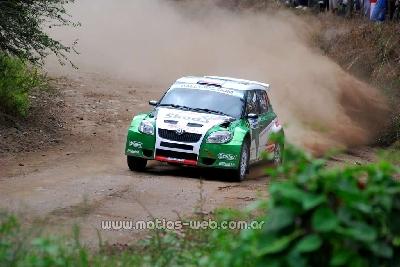 Rally Argentina IRC