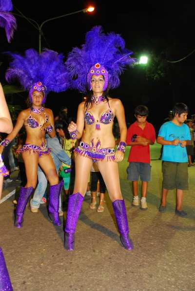 Carnavales Embalseños 2009