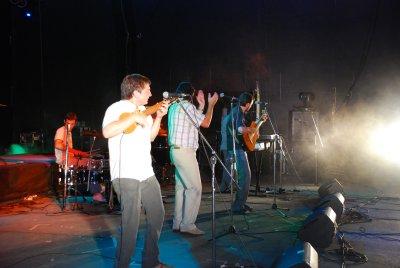 Un Canto a la Vida, noche en que actuó Raly Barrionuevo y Martín Bustos