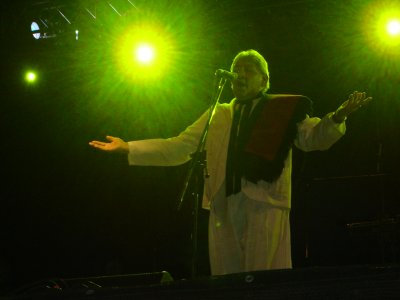 Un Canto a la Vida, noche en que actuaron Los Tekis